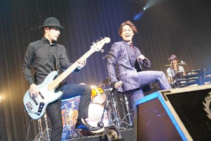 加藤和樹、全国ツアー完走! ツアーファイナル・豊洲PIT公演のDVD化&2019年春からの全国ツアーも発表に