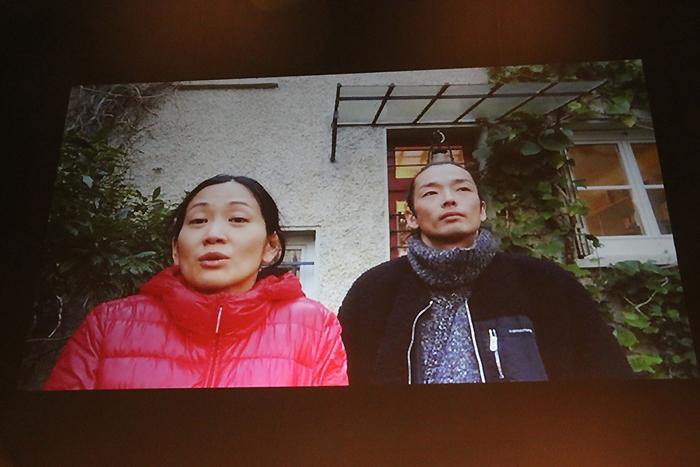 伊藤郁女、森山未來