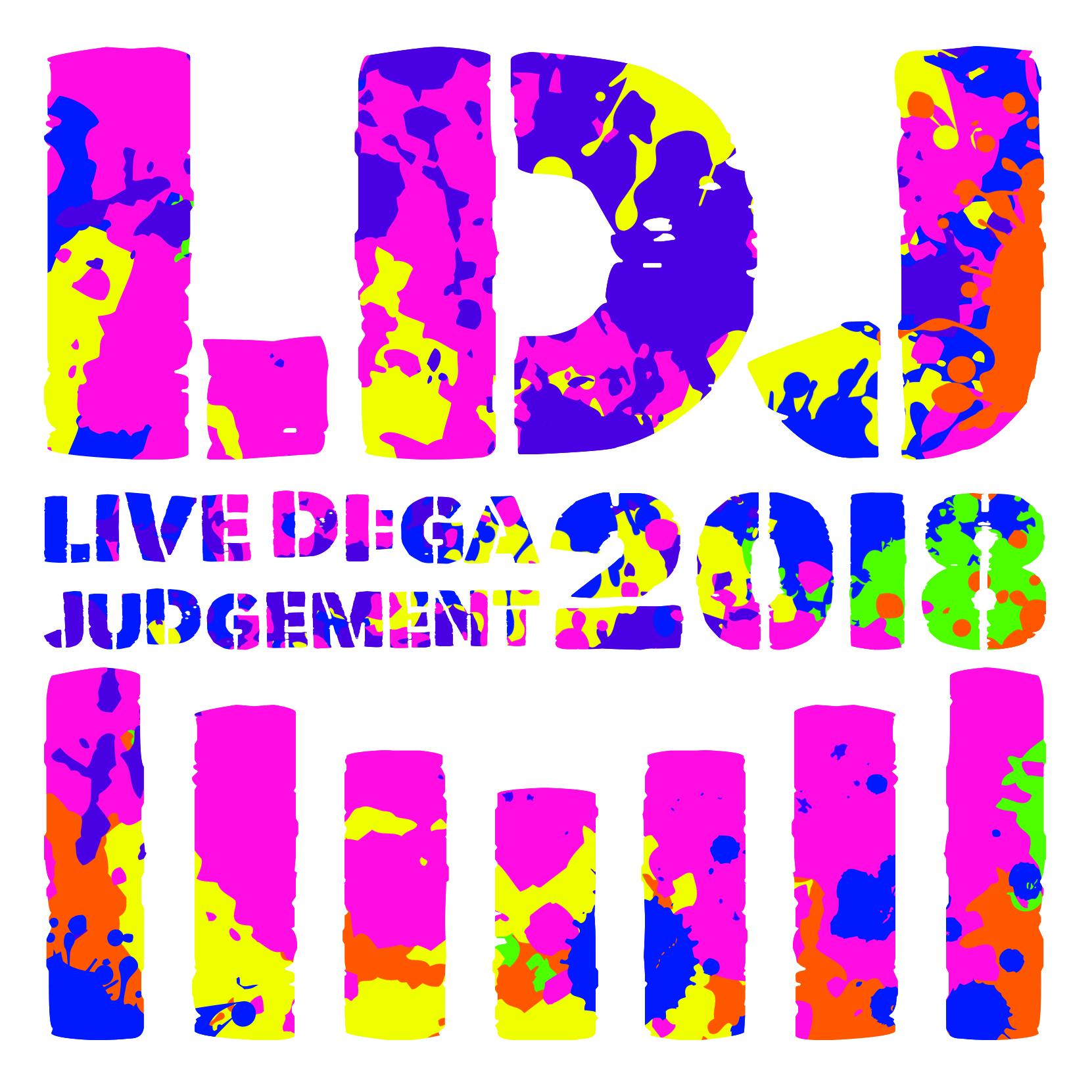 『LIVE DI:GA JUDGEMENT』
