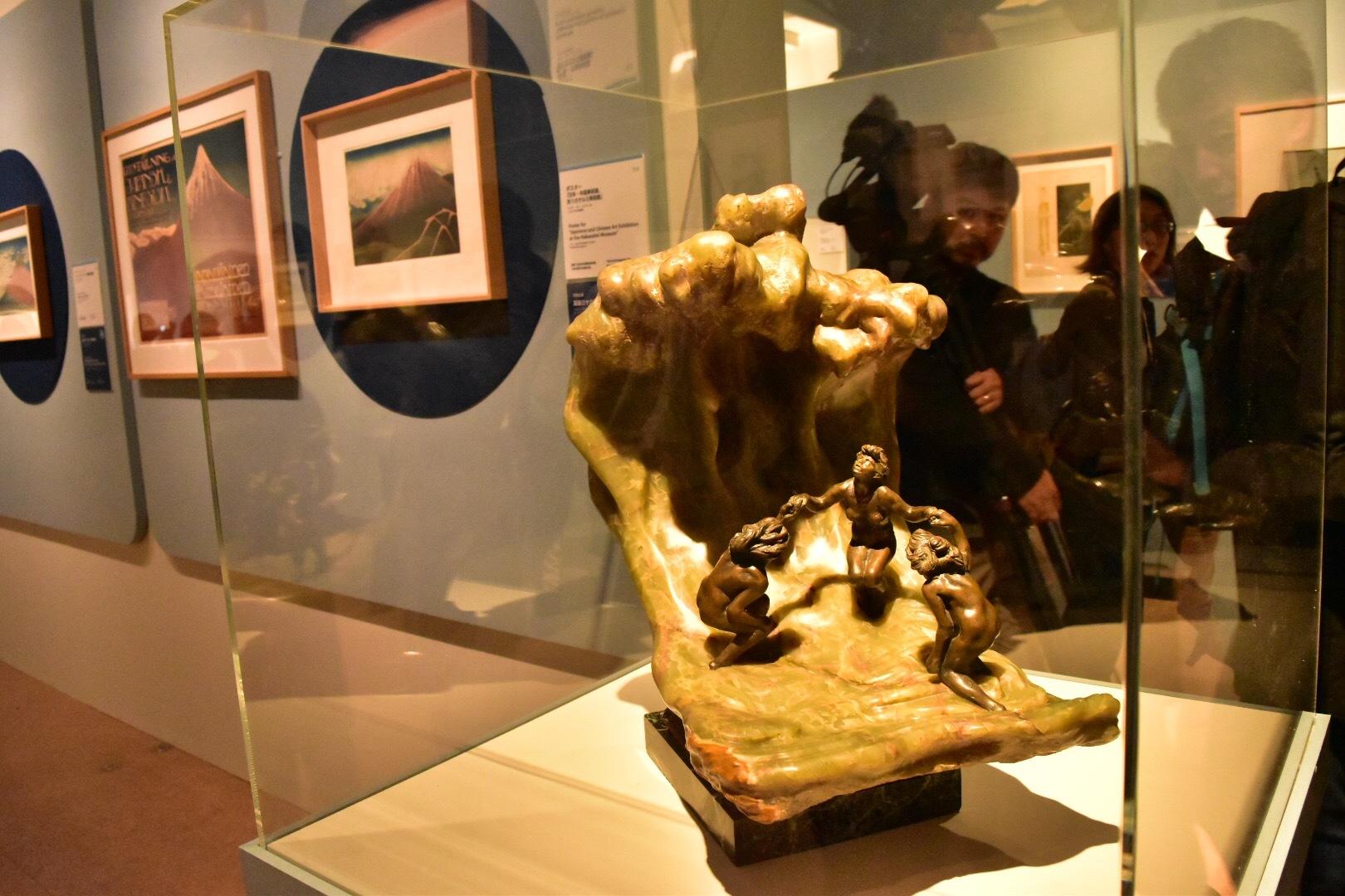 カミーユ・クローデル《波》1897-1903年 ロダン美術館、パリ