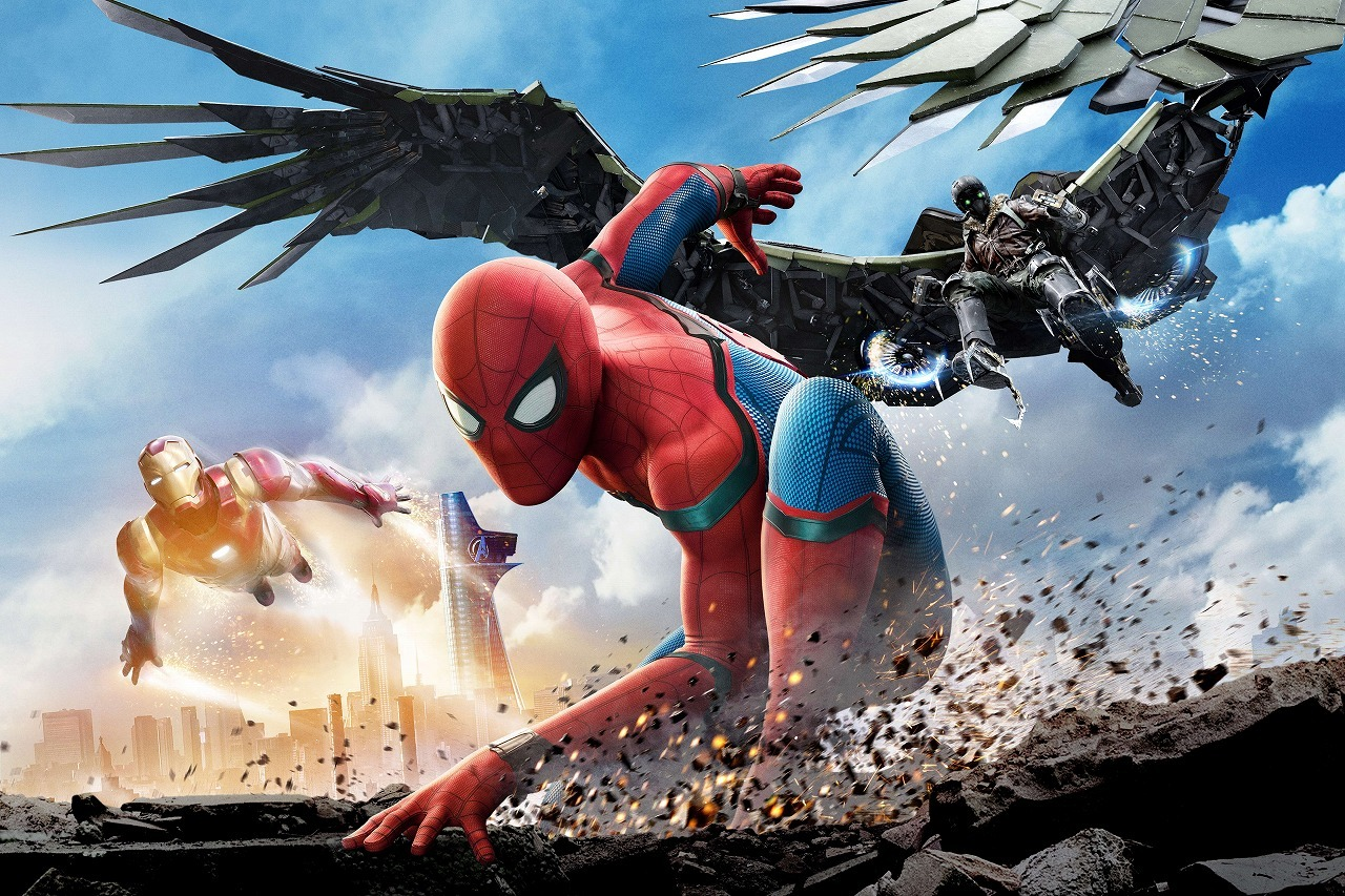 (C)2017 Columbia Pictures Industries, Inc. and LSC Film Corporation.  All Rights Reserved.  | MARVEL and all related character names:(C)& ™ 2019 MARVEL.