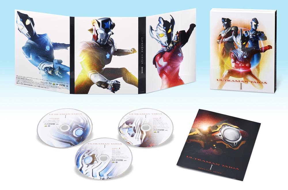 「ウルトラマンタイガ Blu-ray BOX I」 (C)円谷プロ (C)ウルトラマンタイガ製作委員会・テレビ東京