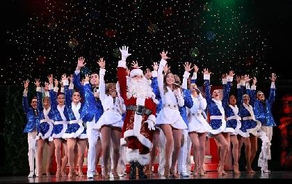 本田望結が『アナと雪の女王2』の主題歌で舞う 『ブロードウェイ クリスマス・ワンダーランド』が開幕