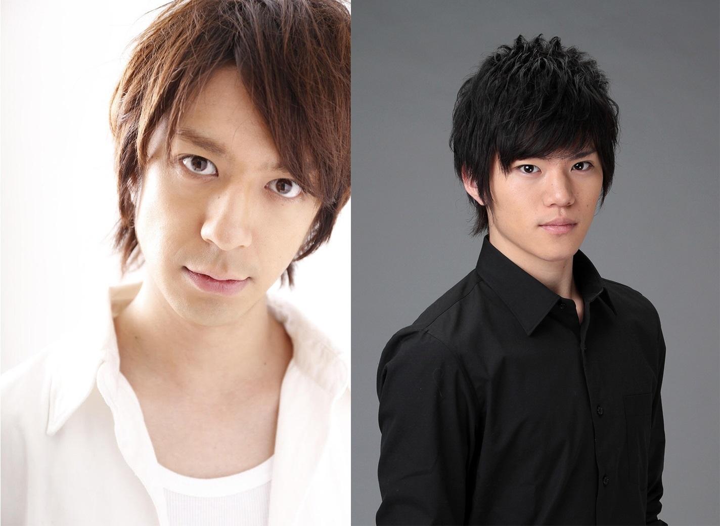 (左から)松本寛也、佐藤祐吾