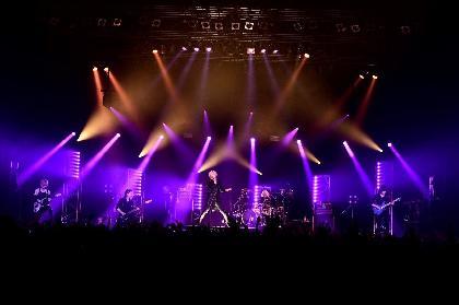 luz、輝ける未来を示した『4th TOUR -FANATIC-』ファイナル・東京公演