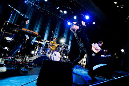 MOROHA自主企画ライブ『怒濤』にクラムボン、ステージに大勢の人が鳴り止まない拍手を送った夜