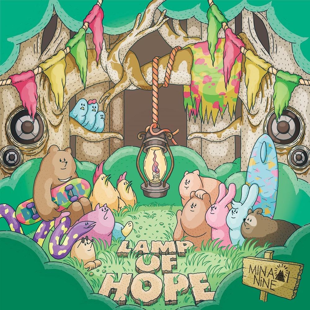 MINAMI NiNE 『LAMP OF HOPE』