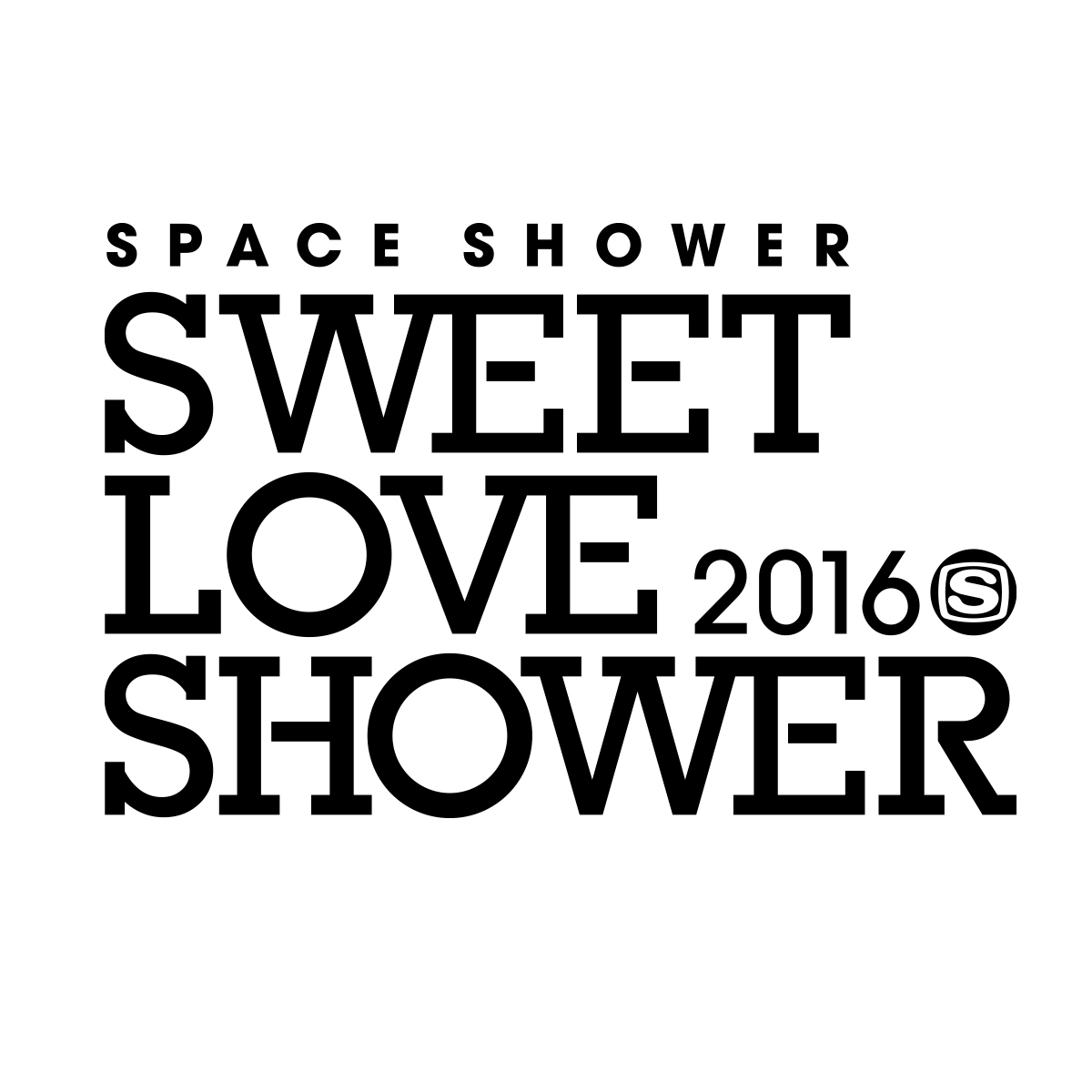 SWEET LOVE SHOWER 2016