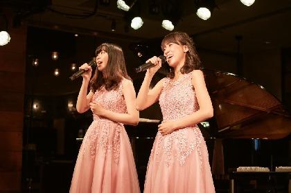 山田姉妹 昭和のヒットソングから、オペラ、ミュージカルソングまで、デュオ・ボーカルの魅力全開!