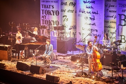 ゲスの極み乙女。が初のアコースティックライブに挑戦『MTV Unplugged: Gesu no Kiwami Otome.』一夜限りのパフォーマンスを放送へ