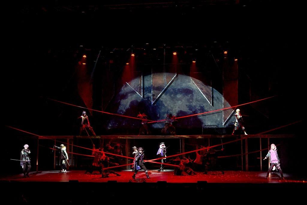 ミュージカル『刀剣乱舞』 ―東京心覚― 舞台写真  (C)ミュージカル『刀剣乱舞』製作委員会