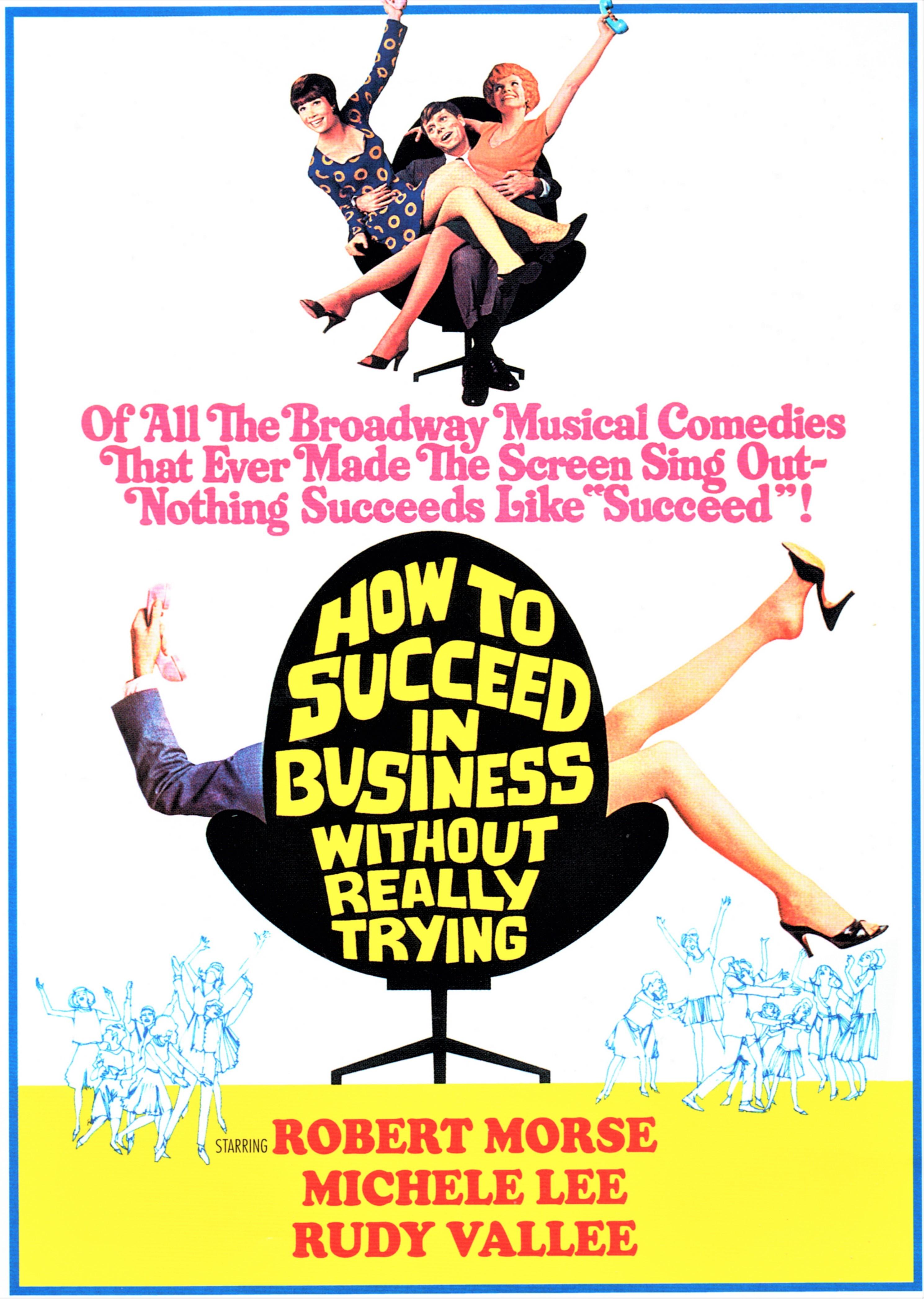 映画版DVD(輸入盤)。モースとヴァリーは、舞台での好評を受け引き続き出演している。