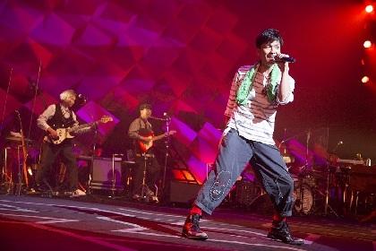 森山直太朗 15周年ツアーから「生きてることが辛いなら」ライブ映像公開