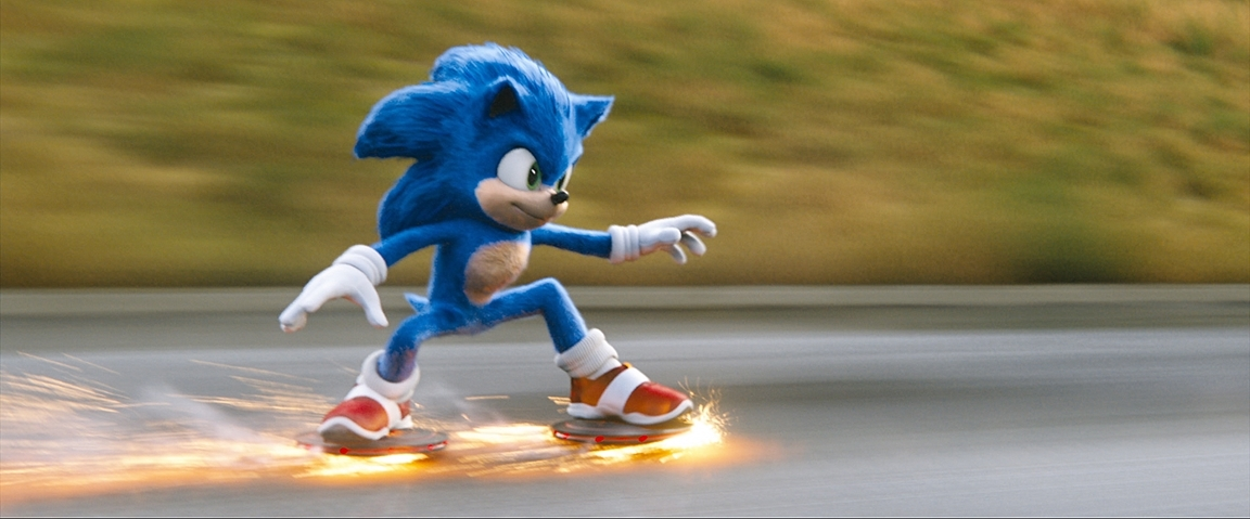 (C)2019 PARAMOUNT PICTURES AND SEGA OF AMERICA, INC. ALL RIGHTS RESERVED.