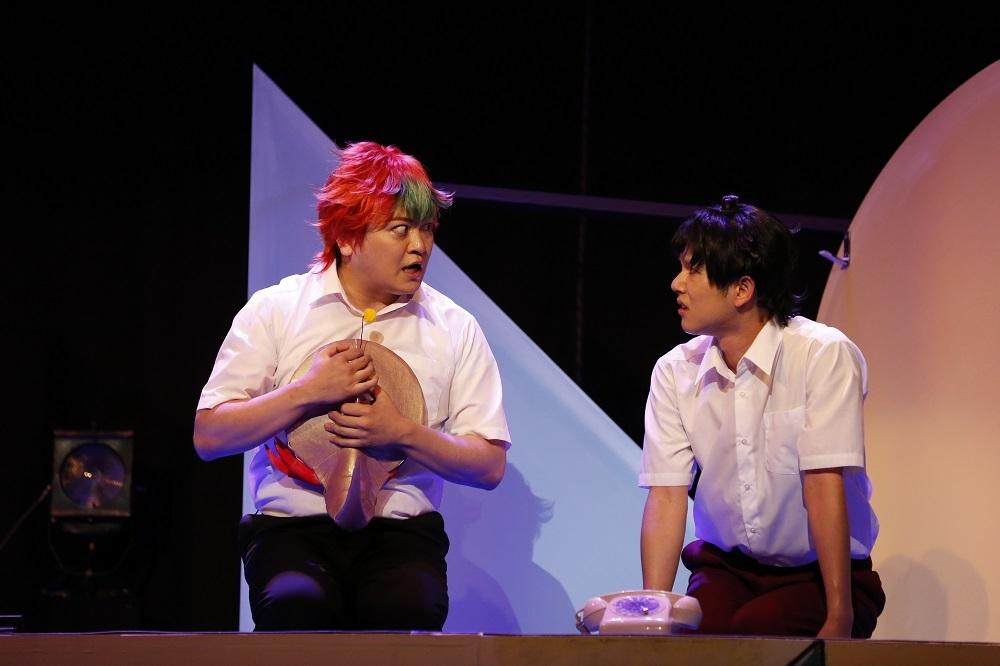 舞台『ハイスクール!奇面組2~嵐を呼ぶ変態ライバル対決~』 (C)新沢基栄 / ADK アーツ