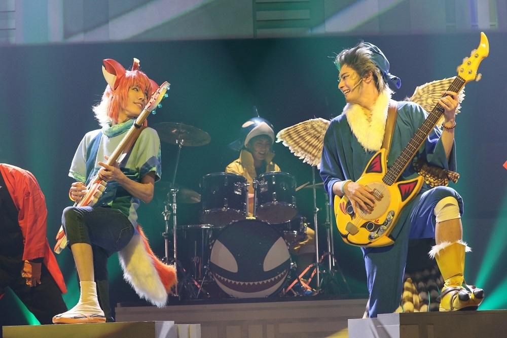 フカシギミック (C)2012, 2018 SANRIO CO., LTD. SHOWBYROCK!! 製作委員会#