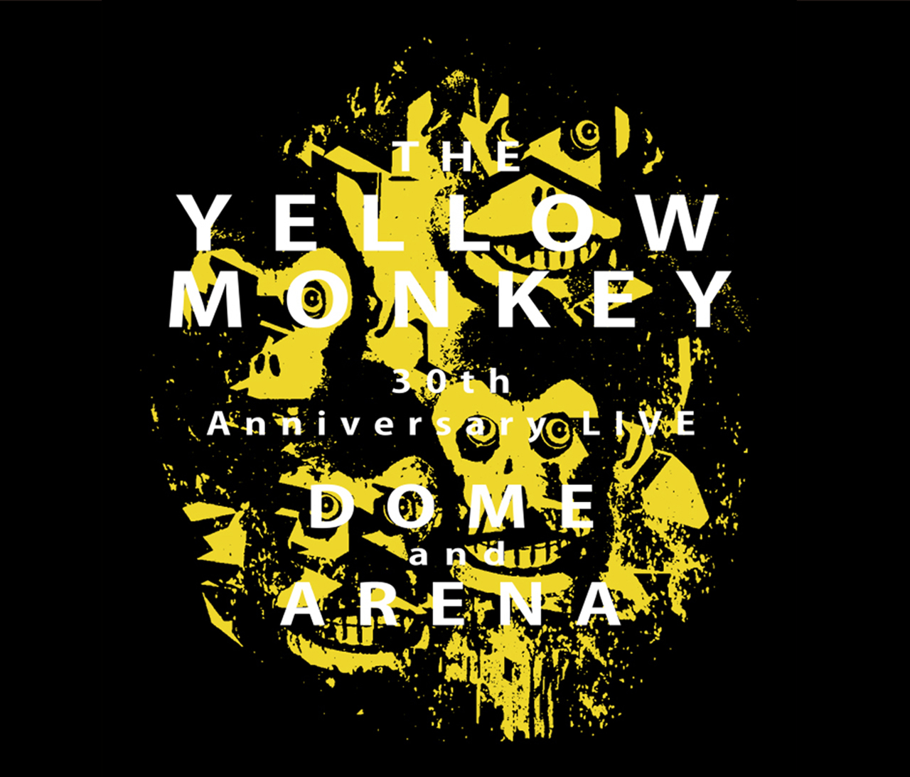 THE YELLOW MONKEY ライブロゴ