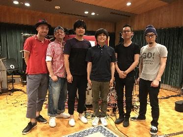 『バズリズム』発 バカリズムと秦 基博による音楽ユニット・ハタリズムが、8月26日にシングルを配信