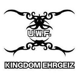 KINGDOM EHRGEIZのロゴ