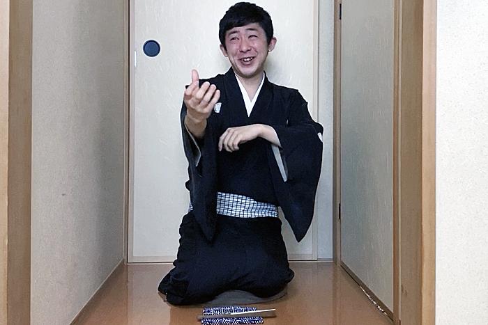 葵亭双葉(東京経済大学落語研究会)