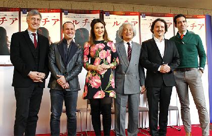 新国立劇場オペラ新制作『ルチア』 見逃せない、意欲あふれる新制作ベルカント・オペラ