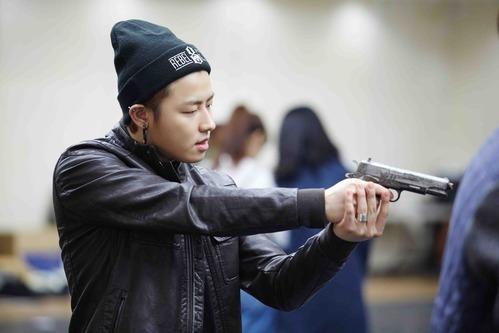 ユグォン(Block B)/カン・ヨンウォン役