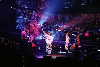 天月-あまつき- 王道ナンバー、ライブ初披露曲、カバー曲などで魅了した、無観客配信ライブの公式レポート到着
