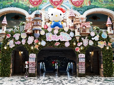 サンリオピューロランドで2年ぶり夏の期間限定スペシャルイベント『夏ぴゅーろ2021』開幕