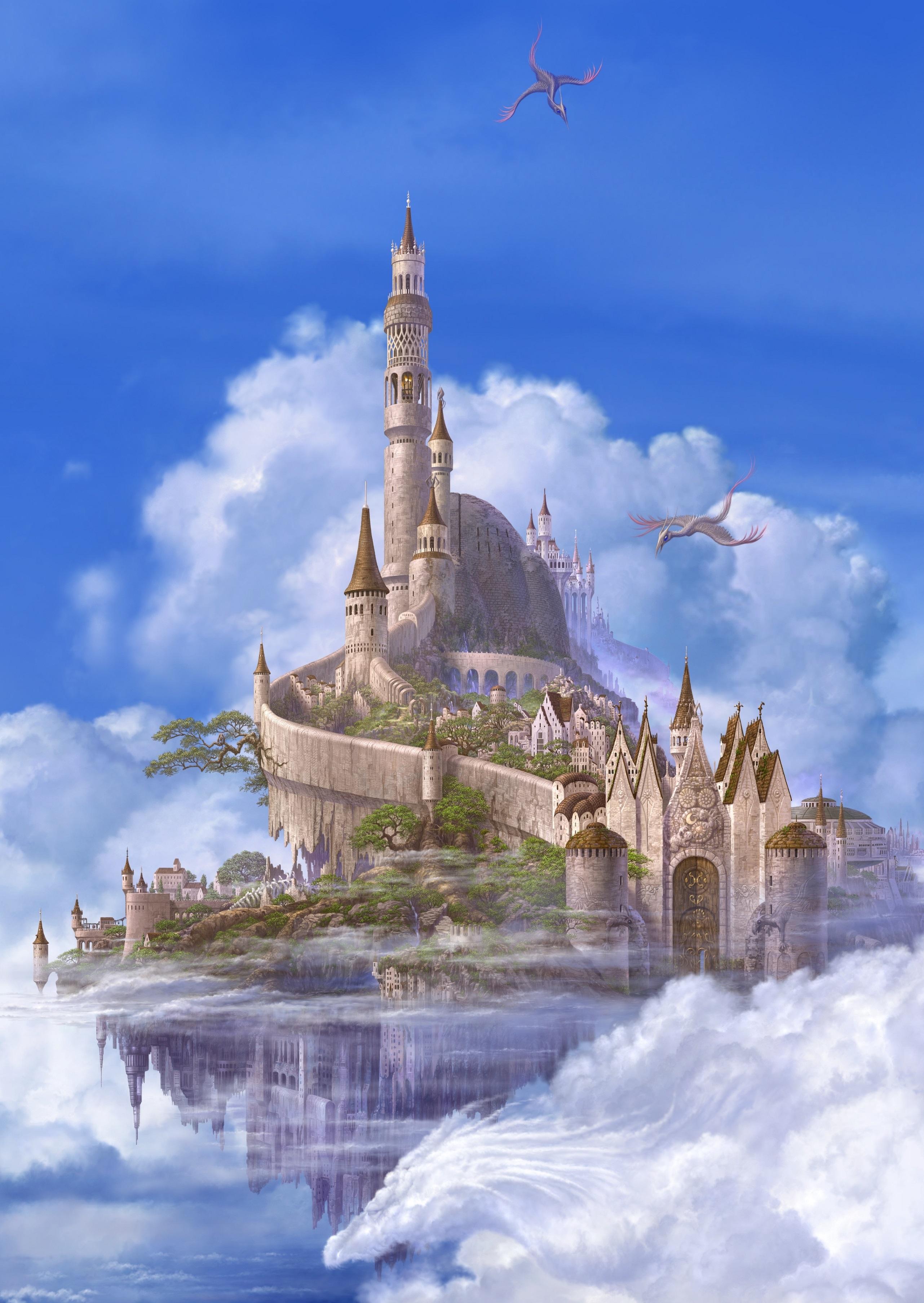 累刻の城 (c)kazumasa UCHIO