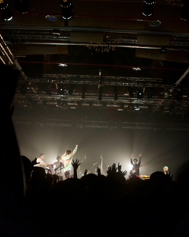 『Nulbarich ONE MAN TOUR 2019- Blank Envelope-』海外偏 台湾・Legacy Taipei
