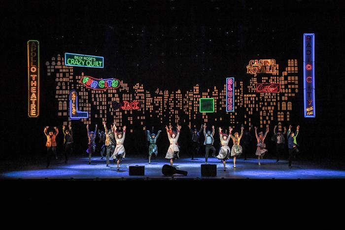 「N.Y.C.」未来のスターは3人組 ©世宗文化会館