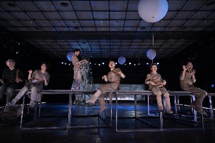 KAAT×地点の共同制作第9弾『シベリアへ!シベリアへ!シベリアへ!』開幕~演出・三浦基「移動していくこの演劇で新鮮な観劇体験をしてください」
