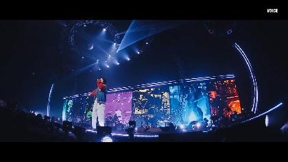 Nulbarich さいたま公演の「VOICE」ライブ映像公開&最新ミニアルバム『2ND GALAXY』アナログ盤発売決定