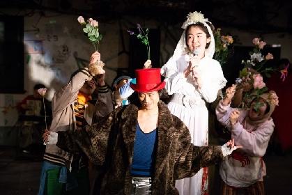 京大・吉田寮食堂の『三文オペラ』上映会+劇中歌ライブを開催