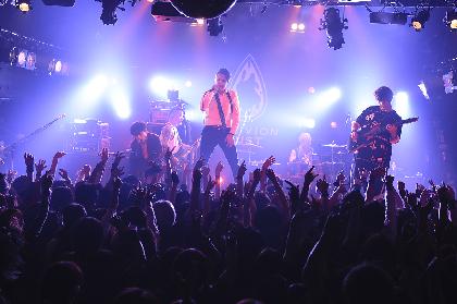 OBLIVION DUST 2020年1月ライブでの完全復活を発表