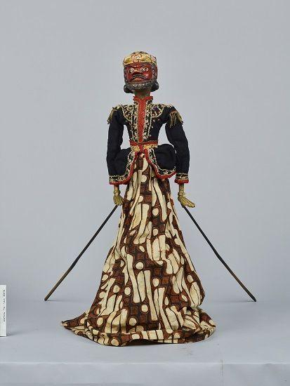 ワヤン・ゴレ ウマルモヨ インドネシア、中部ジャワ 20世紀 田枝豪氏寄贈  (展示期間:9月4日~12月25日)