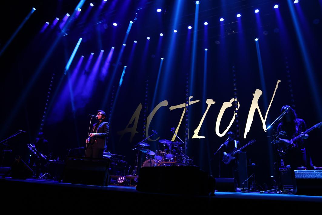『ACTION』ライブ写真