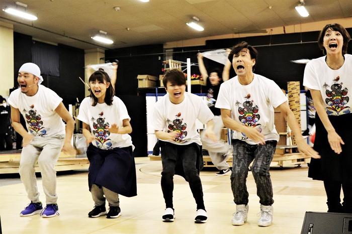 地球ゴージャスプロデュース公演 Vol.15『ZEROTOPIA』