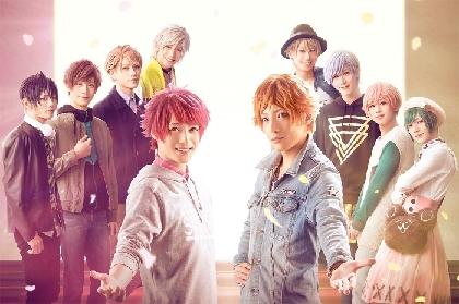 『エーステ』メンバーが語りかけるショート予告が解禁 『MANKAI MOVIE「A3!」~SPRING & SUMMER~』