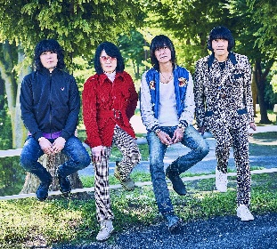 THE COLLECTORS、24枚目のアルバム『別世界旅行〜A Trip in Any Other World〜』リリース決定、アルバム収録曲の先行配信も開始