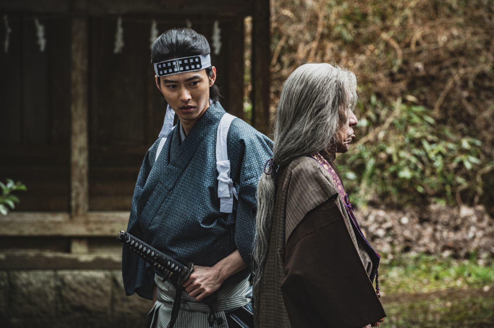 (C)2020 CRAZY SAMURAI MUSASHI Film Partners