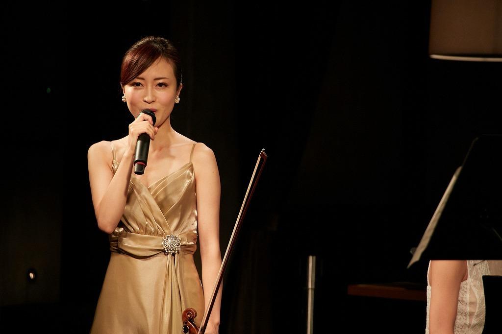 千葉清加(ヴァイオリン)