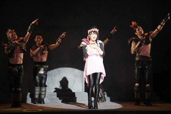 水希蒼/舞台『北斗の拳 ‐世紀末ザコ伝説‐』