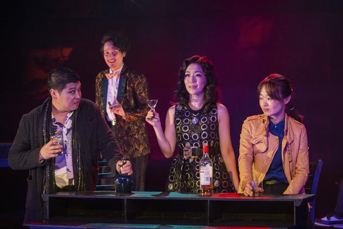 「ボッコちゃん」  (Photo by Nah Seung-yeol, provided by National Theater Company of Korea.)