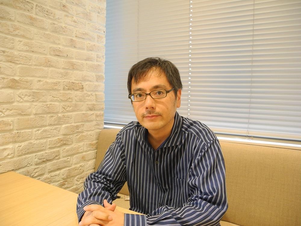 松井利之氏