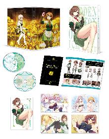 『俺だけ⼊れる隠しダンジョン Vol.2』Blu-ray 付属特典満載の展開図を公開