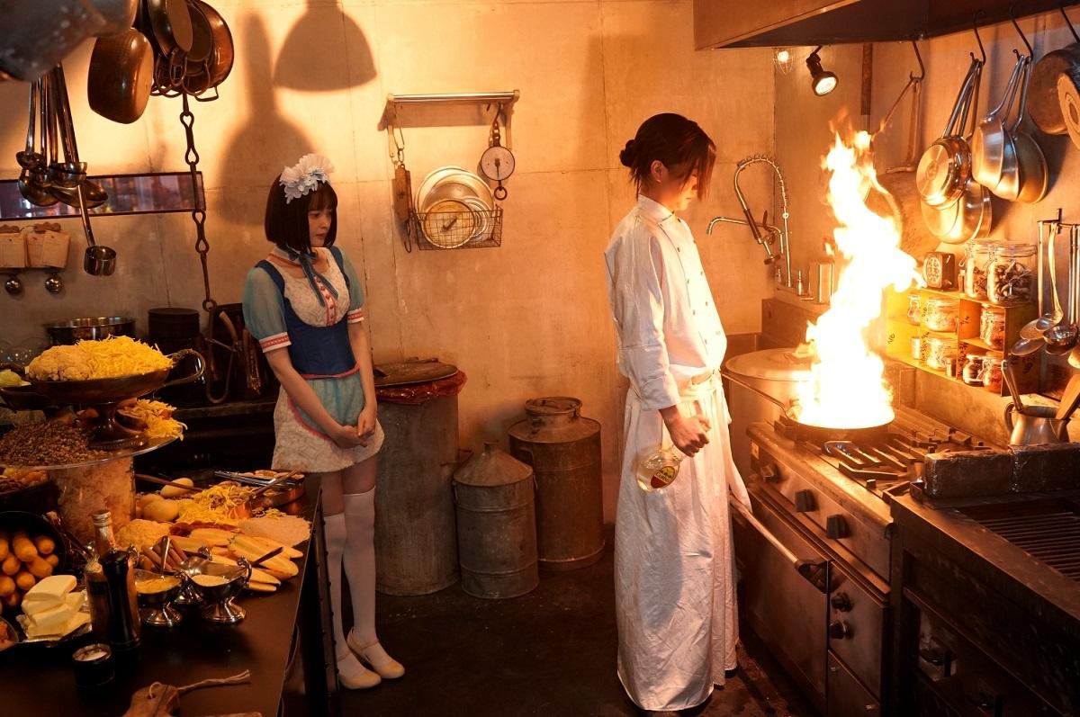 (C)2019 蜷川実花/映画「Diner ダイナー」製作委員会