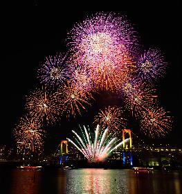 市川海老蔵の歌舞伎×12,000発の花火、史上初のコラボレーション! 東京湾の新たな夏の風物詩『東京花火大祭〜EDOMODE〜』開催へ