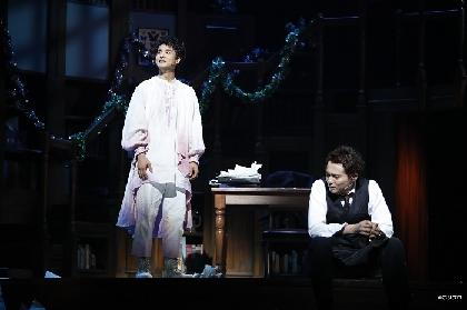 田代万里生×平方元基  2人だけのミュージカル『ストーリー・オブ・マイ・ライフ』今冬待望の再演 コメント到着