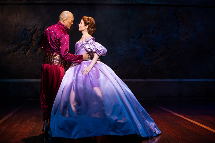 『The King and I 王様と私』 ロンドン公演 © Matthew Murphy